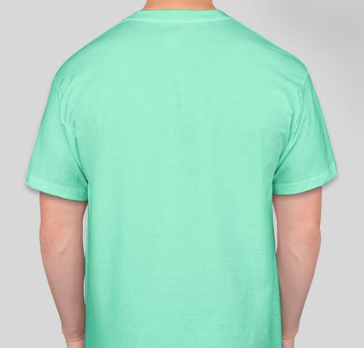 Fundraiser for Quartzsite Chamber & Tourism Fundraiser - unisex shirt design - back