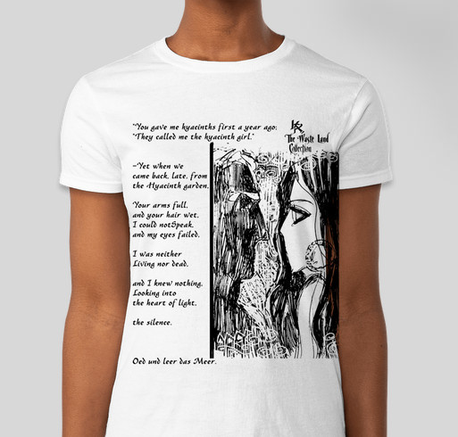 Empathy for EMPATHY and its Sole Labour Fundraiser - unisex shirt design - front