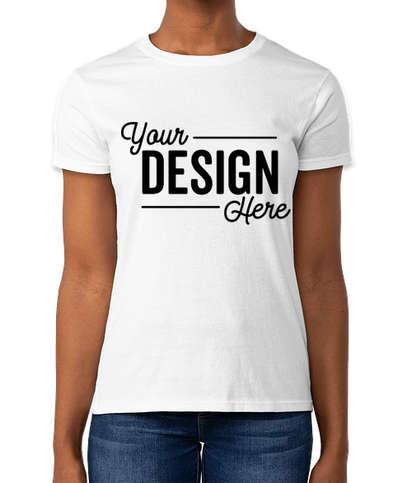 Gildan Ultra Cotton Women's T-shirt - White