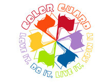 Colorful Color Guard