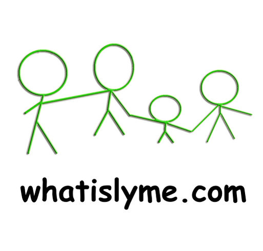 Help Support whatislyme.com shirt design - zoomed