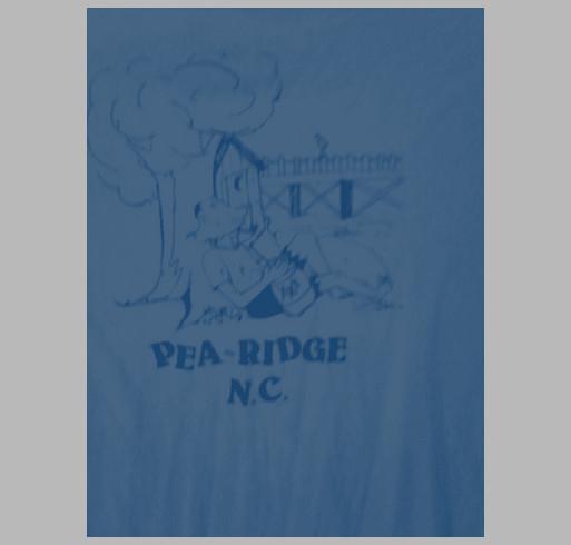 Profits go towards building a Social Hall for Piney Grove Church! shirt design - zoomed