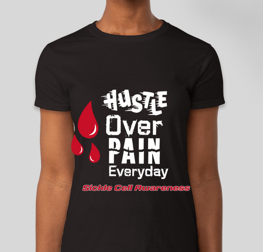 No Pain In The Playroom : Sickle Cell Awareness Fundraiser - unisex shirt design - front