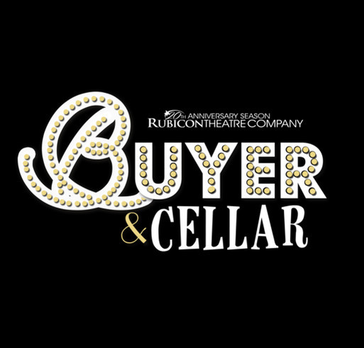 Brian McDonald / Buyer and Cellar Fan Club shirt design - zoomed