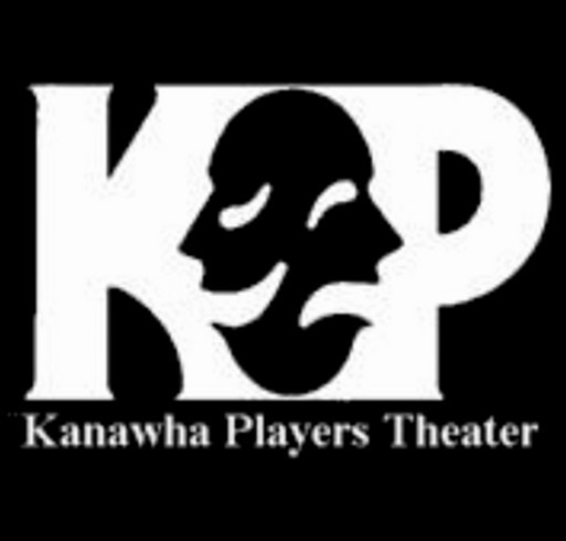 Kanawha Players Theater shirt design - zoomed