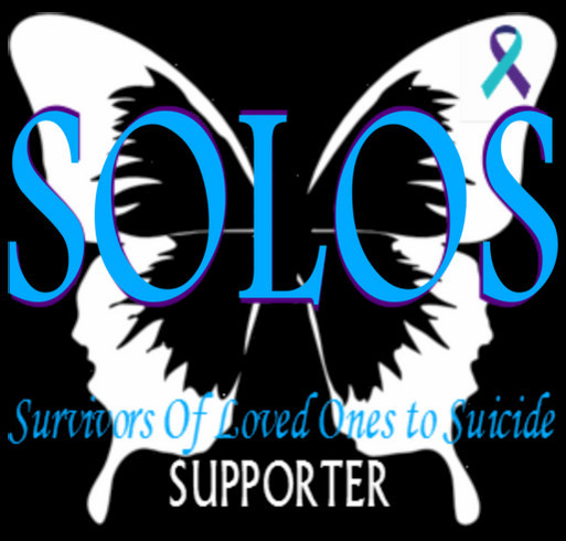 Out of the darkness walk team solos kansas city mo for Custom t shirts fort wayne