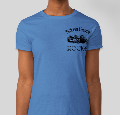 The Rogers Cabin Chimney Fund Fundraiser - unisex shirt design - front