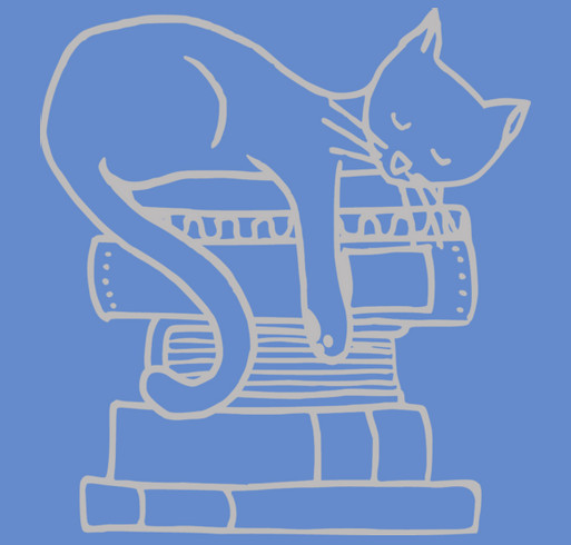 Faith & Fellowship Book Festival Design 3 shirt design - zoomed