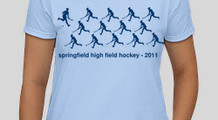 Field Hockey H.S. Team