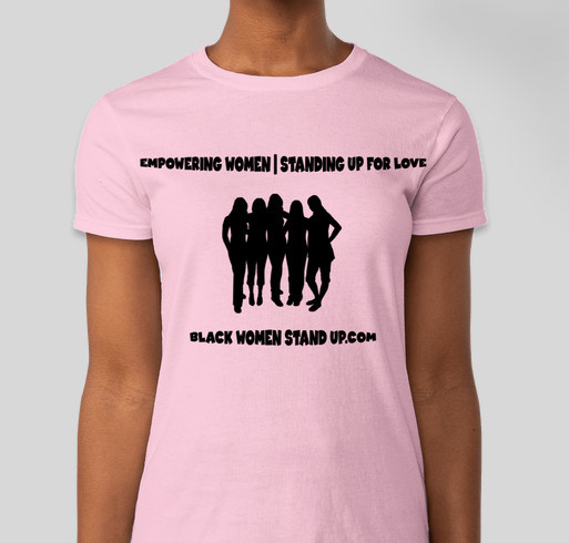 """Love Your Va-Jay-Jay Day"" a Gynecological/Breast Cancer Awareness Initiative Fundraiser - unisex shirt design - front"