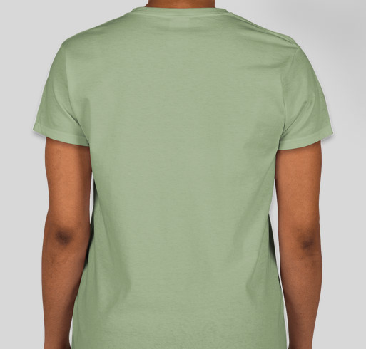 Key West Tropical Forest & Botanical Garden  Fundraiser - unisex shirt design - back