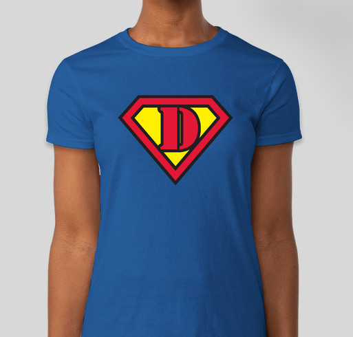 Super D T Shirt Fundraiser Custom Ink Fundraising