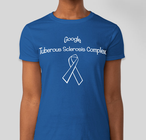 Step Forward to Cure TSC Fundraiser - unisex shirt design - front