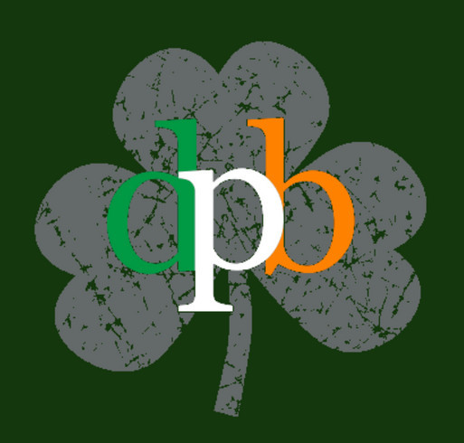 City of Dunedin Pipe Band St Patrick's Day T-Shirts shirt design - zoomed