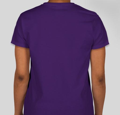 Puerto Rico Agility Team Fundraiser - unisex shirt design - back
