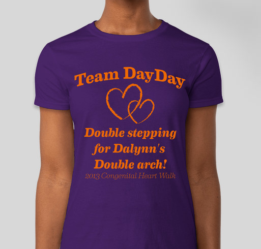Team dayday custom ink fundraising for T shirt printing westerville ohio