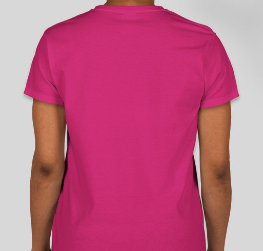 WOLS Women Of Water Fundraiser - unisex shirt design - back