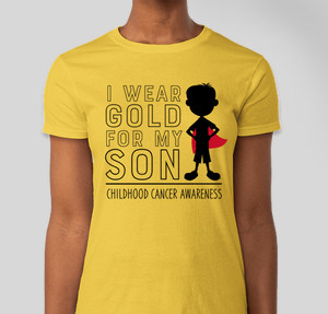 gold for my son
