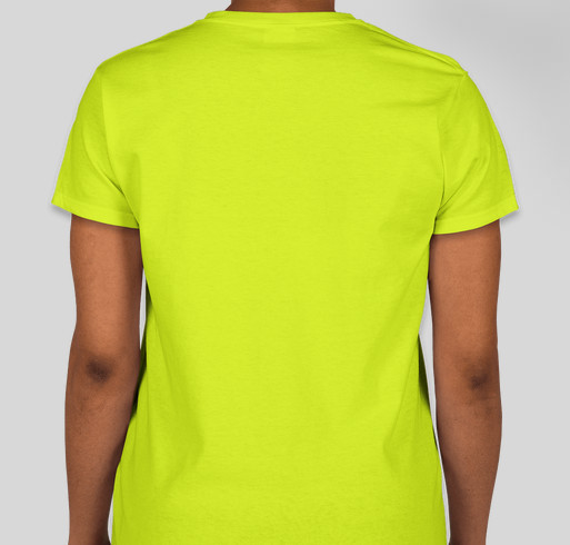 No Human Being is Illegal - Give Health to Immigrants! Fundraiser - unisex shirt design - back