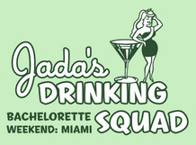 Jada's Drinking Team