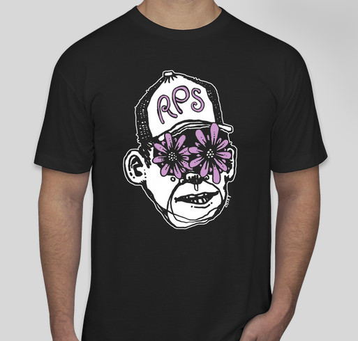 Limited Edition RPS T-shirt by John Casey