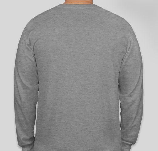 Lakota Dakota Nakota Summit Gear Fundraiser - unisex shirt design - back
