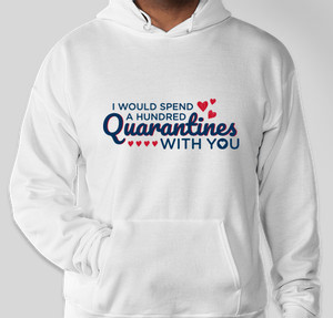 A hundred quarantines with you