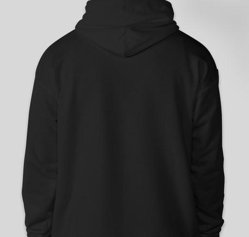 Woodside High School Junior Class Sweathshirts Fundraiser - unisex shirt design - back