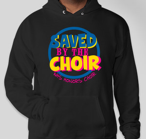 SAVED BY THE CHOIR