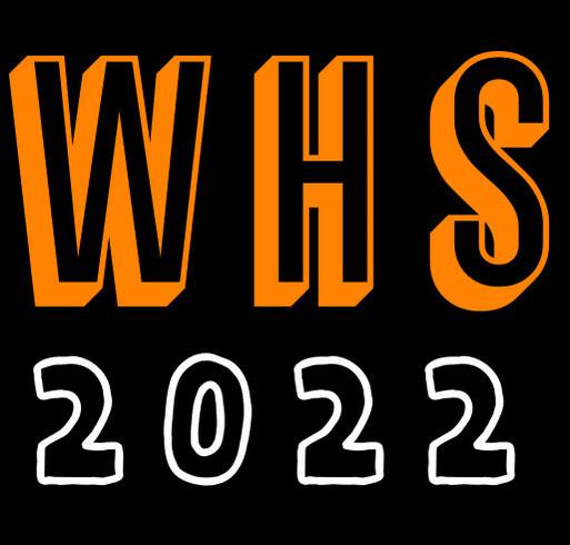 Woodside High School Junior Class Sweathshirts shirt design - zoomed