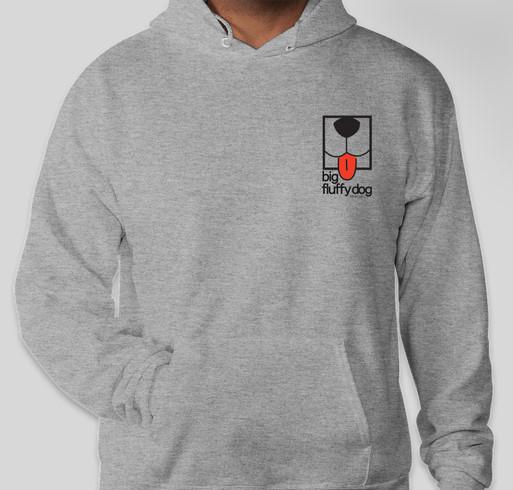 Hanes 50/50 Hooded Sweatshirt