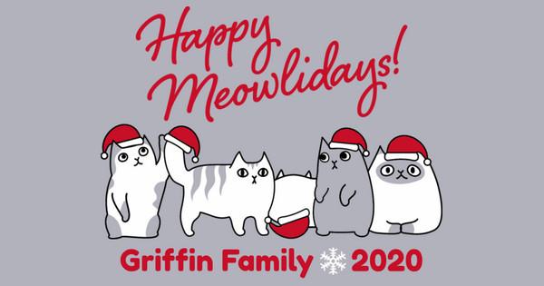 Happy Meowlidays
