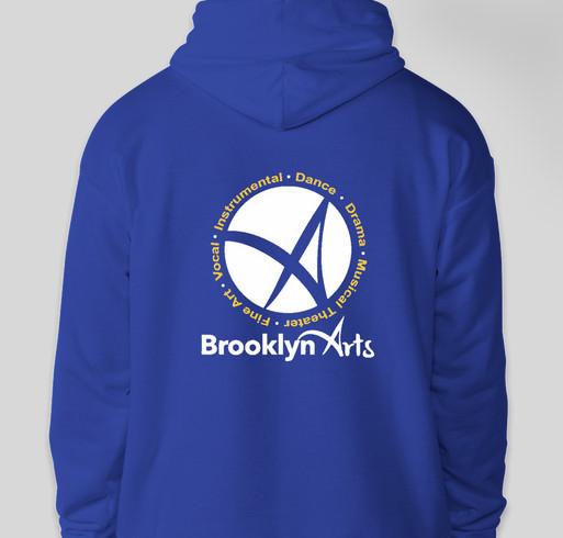 BHSA Parent Association Fundraiser Fundraiser - unisex shirt design - back