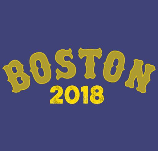 Dashing Whippets 2016 Boston Hoodie shirt design - zoomed