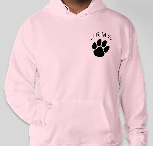 JRMS T-shirts & Hoodies for the Holidays Fundraiser - unisex shirt design - front