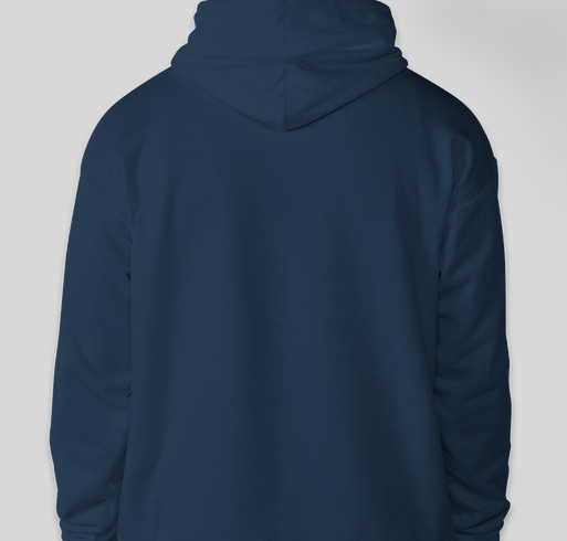 Lighthouse PCA Spirit Hoodies Fundraiser - unisex shirt design - back