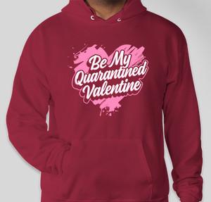 Be My Quarantined valentine