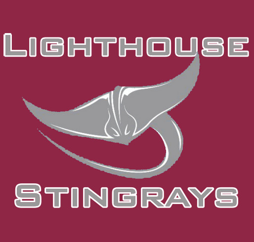 Lighthouse PCA Spirit Hoodies shirt design - zoomed
