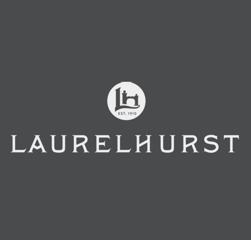 Historic Laurelhurst shirt design - zoomed