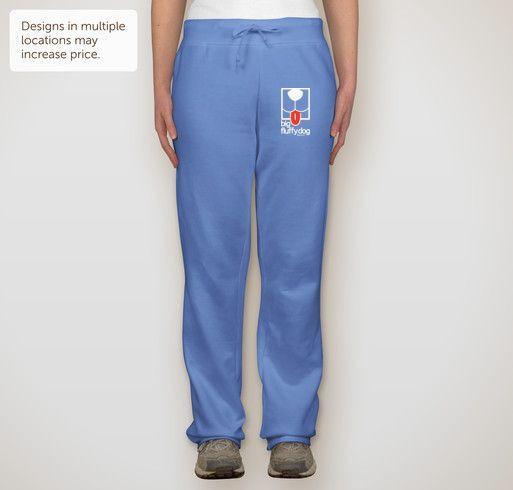 Hanes Ladies MidWeight Fleece Pants