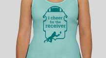 Cheer for the Receiver