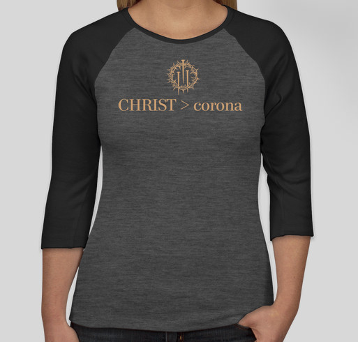 Miracle Apostolic Church Fundraiser! Fundraiser - unisex shirt design - front