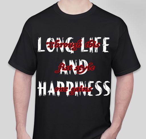 Kajukenbo Shirt Fundraiser Fundraiser - unisex shirt design - small - front