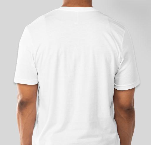 Dillard Drive Elementary School Fundraiser Fundraiser - unisex shirt design - back