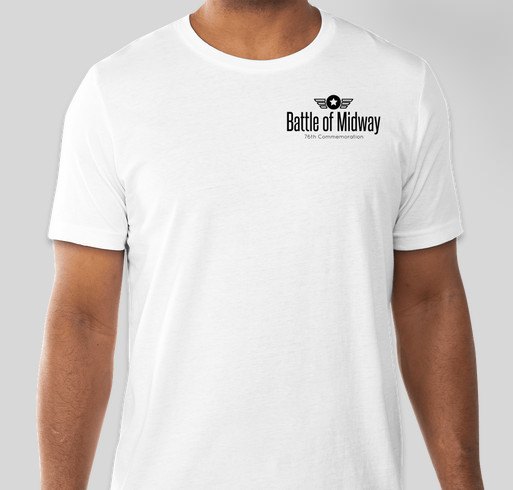 Barbers Point Stables: Battle of Midway 76th Commemoration Fundraiser - unisex shirt design - front