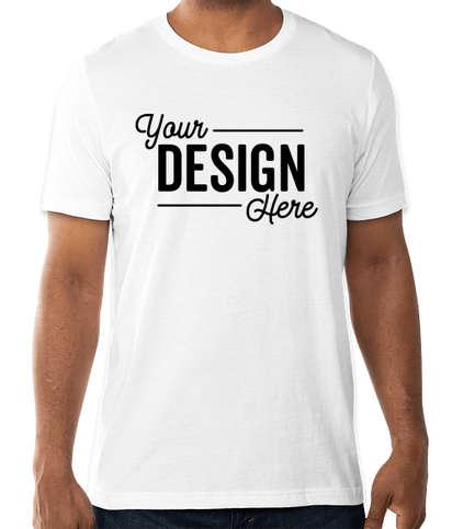 Bella + Canvas Jersey T-shirt - White