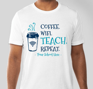 Coffee Teach Wifi Repeat