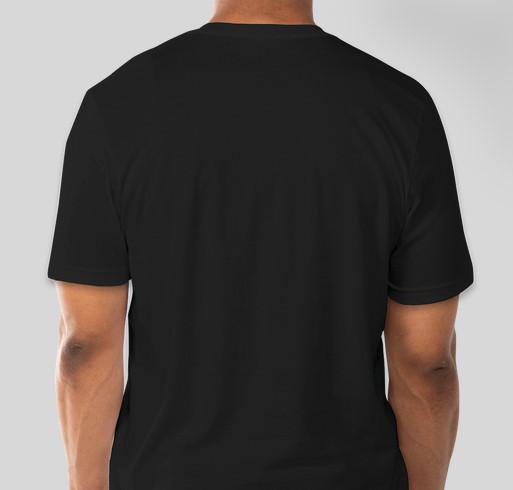 KELL JUNIOR CHEER Fundraiser - unisex shirt design - back