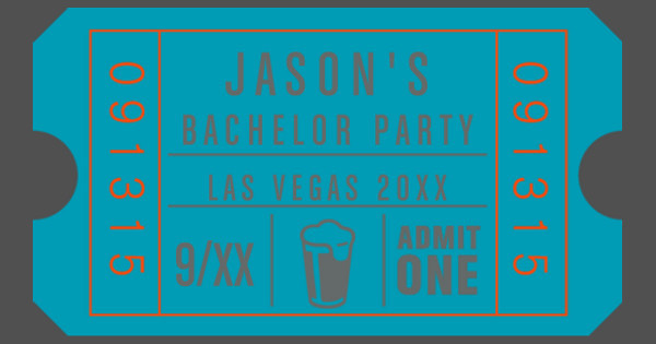Jason's Bachelor Party