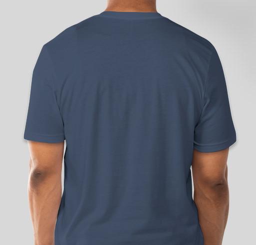 The Polaha Chautauqua - Camp Fire Fundraiser - unisex shirt design - back